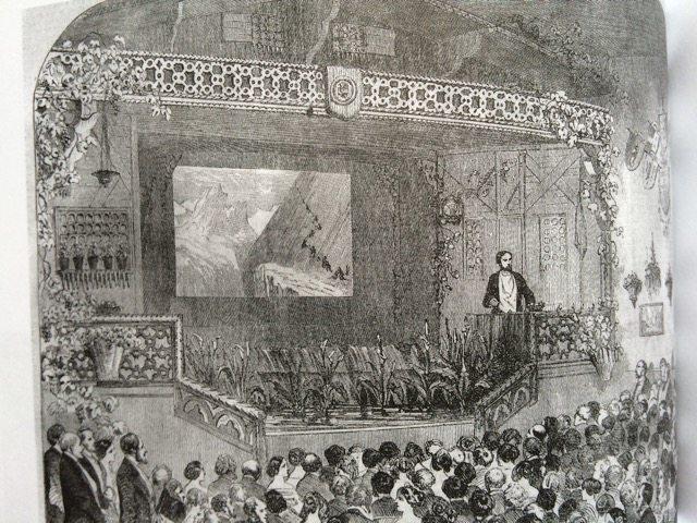 Figure 1. Nineteenth Century Panorama Exhibition