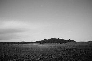 "Michael Berman's photo of Garfield Peak, Natrona County, from ""Wyoming Grasslands."
