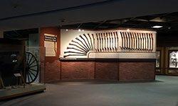 Thumbnail: Cody Firearm Museum entrance, 2015