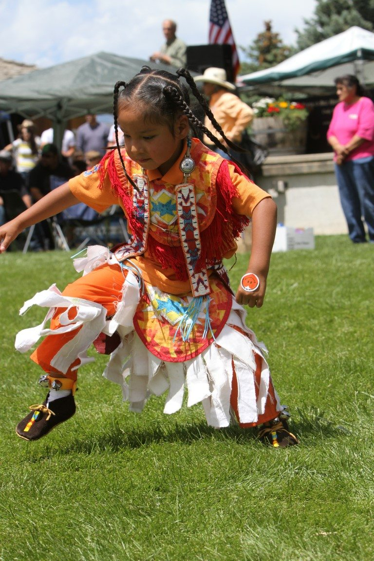 Plains Indian Museum Powwow 2015