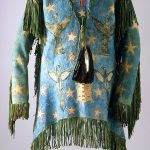 A Treasure from Our West: Ghost Dance shirt. NA.204.5