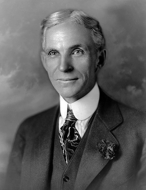 henry ford contribution of operation management Ever wonder if ford motor company total quality management practices have worked  motor company total quality management practices really began with henry.