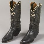A Treasure from Our West: Billy Howell's cowboy boots. 1.69.971