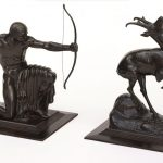 Treasures from Our West: Indian and Pronghorn Antelope by Paul Manship