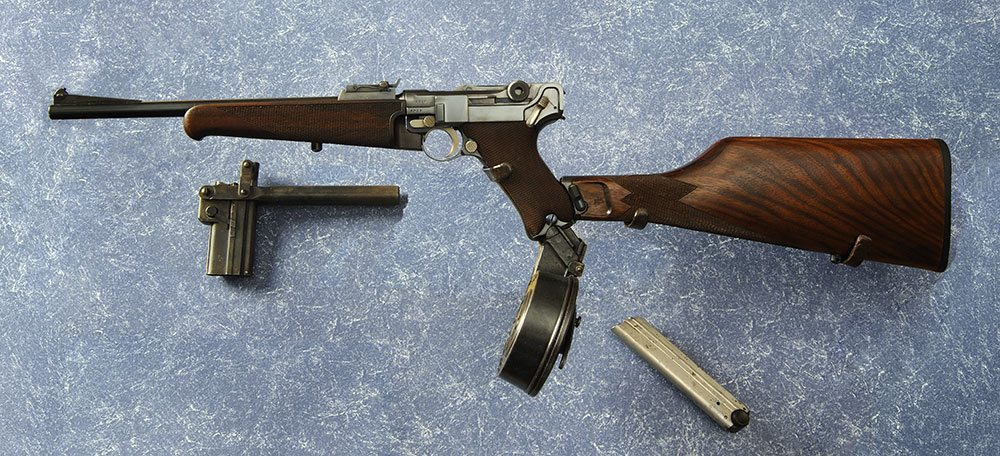 A Treasure from Our West: World War I Luger. 2010.11.1