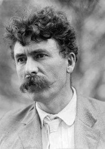 Ernest Thompson Seton, (1860 – 1946). Library of Congress. Image ID: ggbain, 02076