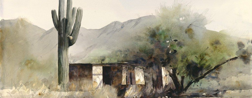 Dean Mitchell. Taliesin West, 2014. Collection of the Buffalo Bill Center of the West.