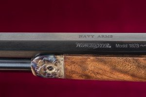 Centennial Rifle, makers engravings