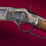 Centennial Model Winchester rifle, available for purchase, celebrates Center's first century