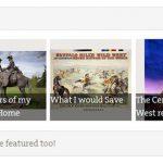 Virtual Gallery contest slideshow