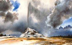 Inspiring Sights: Yellowstone Through Artists' Eyes