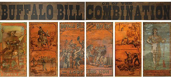 Jamestown & Buffalo Bill