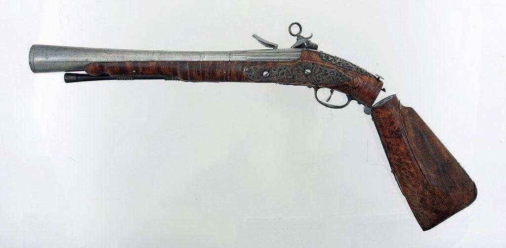 Treasures Flintlock Blunderbuss Cody Firearms Museum