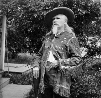 William Deveny, Buffalo Bill of Portland, Oregon-not the real Buffalo Bill
