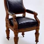 A Treasure from Our West: James Burnie Beck's chair, House of Representatives. 1.69.2163