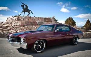 Win this 1972 Chevy Chevelle with SS options