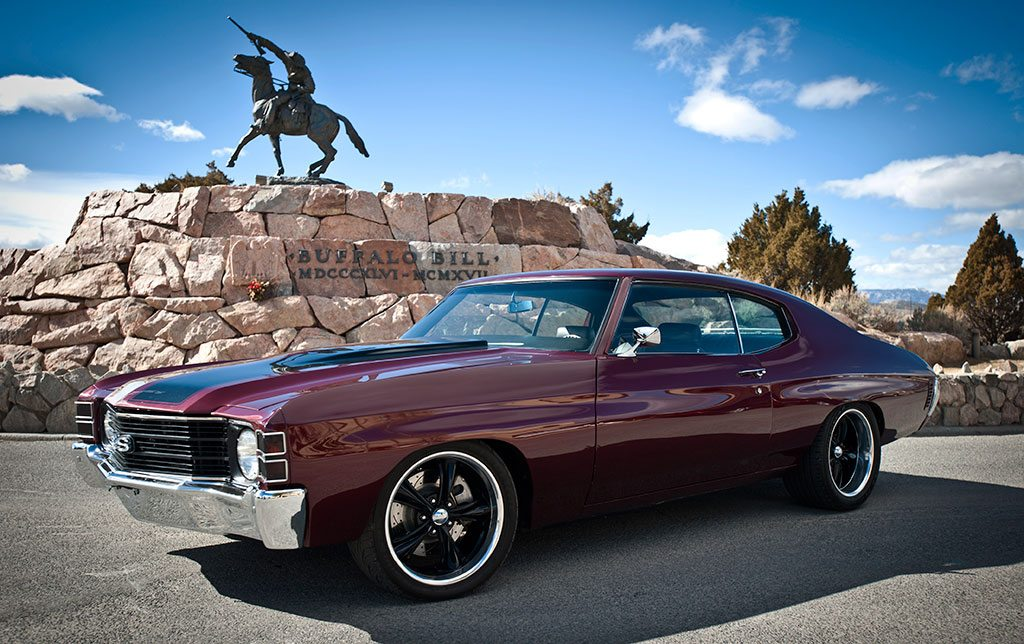 2016 Raffle Car 1972 Chevrolet Chevelle With Ss Options