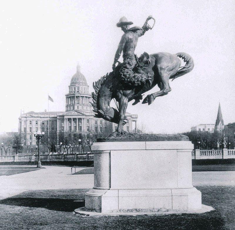 Points West: Proctor, America's Premier Sculptor Of