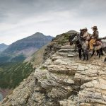 """Movie still from """"Unbranded."""" Photo courtesy Ben Masters."""