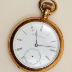 A Treasure from Our West: Buntline / Cody pocket watch. 1.69.6376
