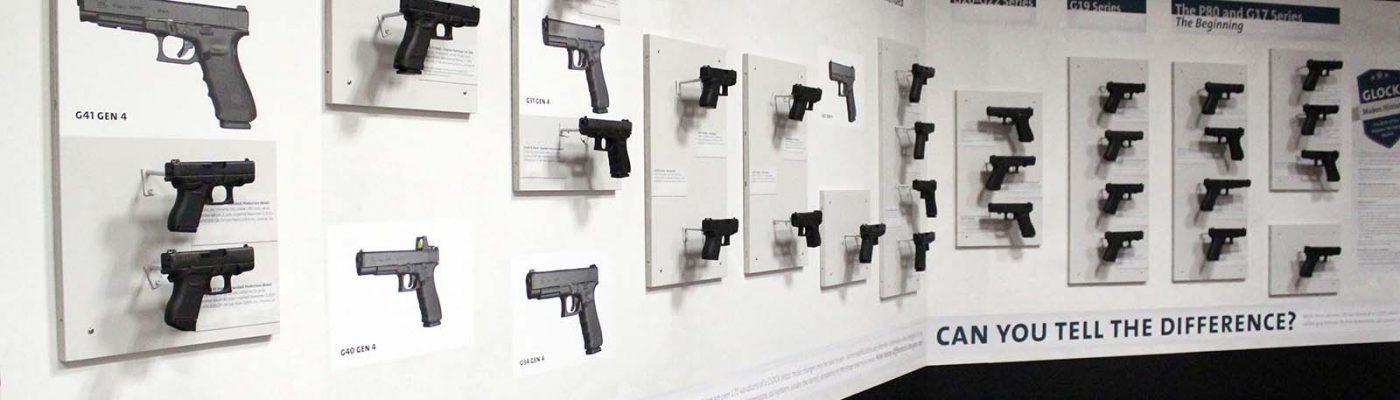 Glock special exhibition