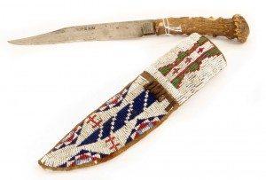 Knife case. NA.102.231