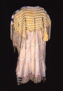 Northern Cheyenne Dress, ca. 1890. NA.202.446