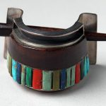 A Treasure from Our West: Hopi hair ornament. NA.203.982