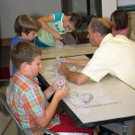 Family Workshop: Clay-O-Rama sculpting class at Center of the West August 9