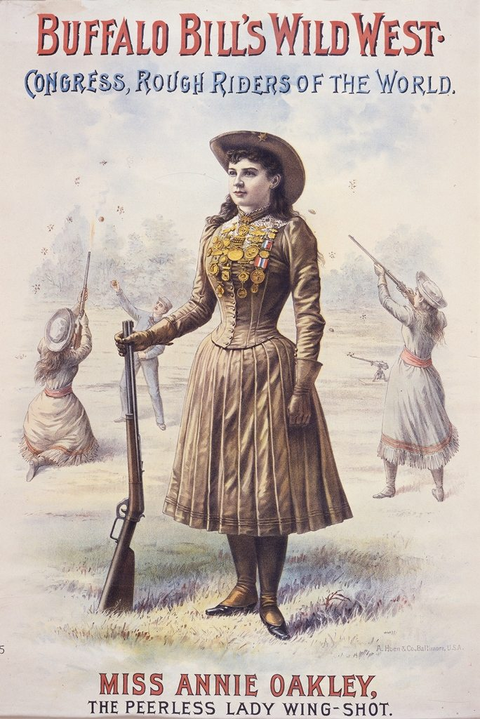 Miss Annie Oakley (Little Sure Shot)