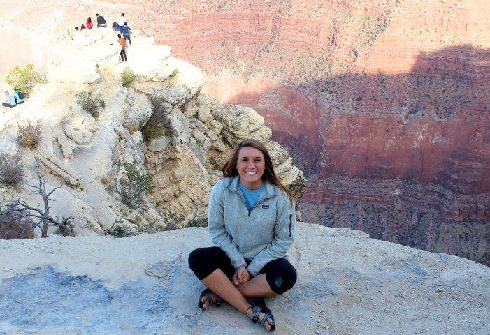 Rebecca Hoback, Grand Canyon, Arizona