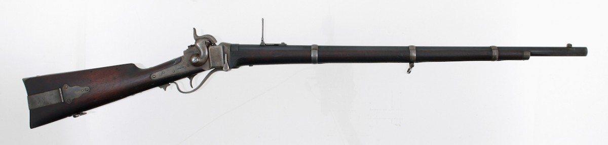 Sharps New Model 1863, Civil War, 1988.8.771