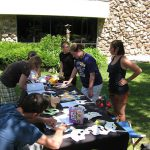 Art Camp with Michele Farrier at Center of the West July 18−20