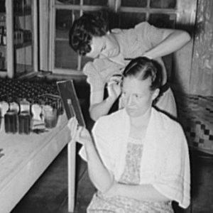 LOC-fixing hair