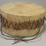 Plains Indian Drum NA.505.5