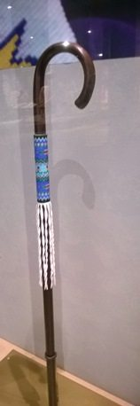 Beaded canes