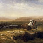 "Highlight 03: Albert Bierstadt's ""The Last of the of the Buffalo."" 2.60"