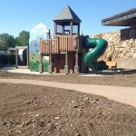 New, American West-themed playground