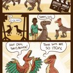 Birds are Dinosaurs, part 3!