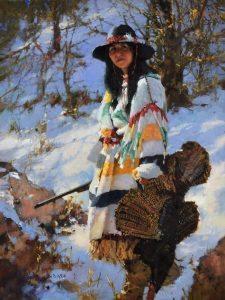 "Michael Dudash's ""Turkey Hunter"""