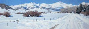 "Josh Elliott's ""White As Snow"""