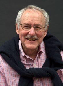 Peter Hassrick portrait, 2013