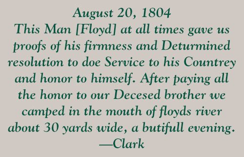 Points West blog 155: pull-out quote, August 20, 1804 (1)