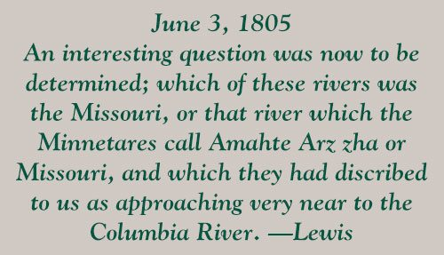 Points West blog 156: Lewis quote