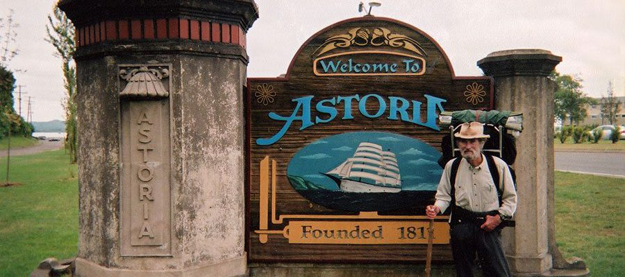 Some consider Astoria to be the terminus of the Lewis & Clark Trail. Others consider Seaside, Oregon, the end of the trail because some members of the Corps went there the winter of 1805–1806 to prepare salt from Pacific Ocean brine.
