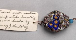 An object from the Plains Indian Museum's collection.