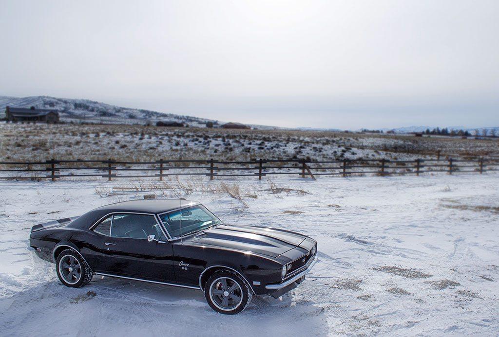 This year\'s raffle car: 1968 Chevy Camaro - Buffalo Bill Center of ...