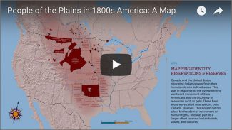 Plains Indian Map project