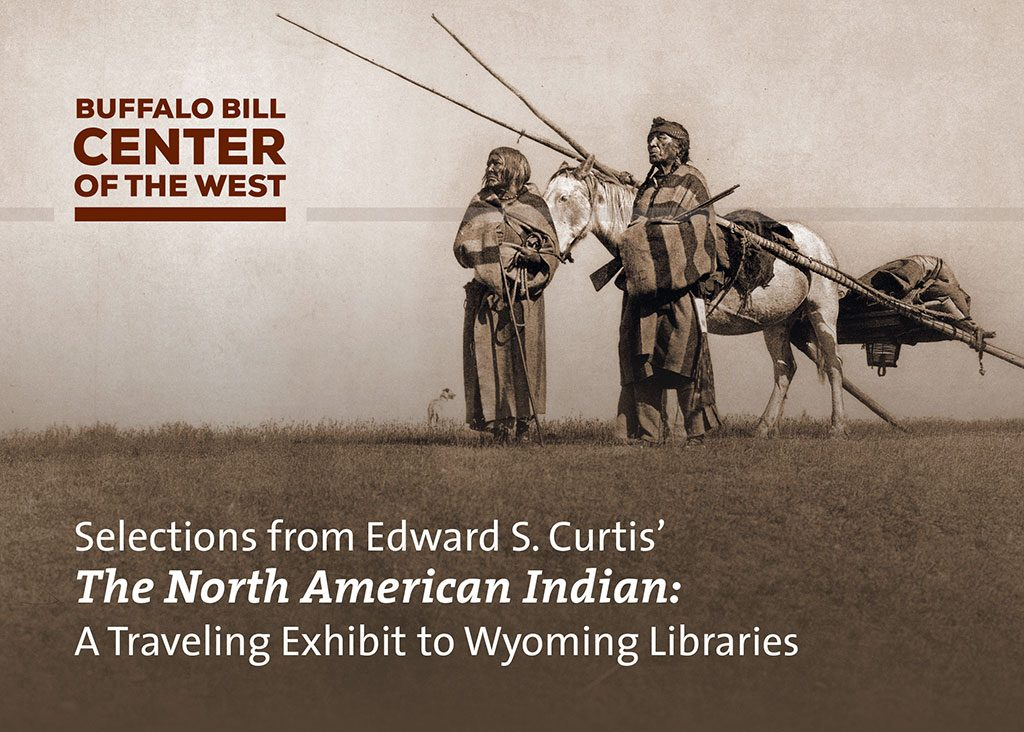 Edward S. Curtis exhibit