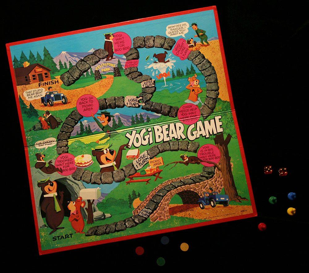 Yogi Bear Game, courtesy John Rumm.